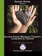 Sacred Stone Massage Concepts & Theory DVD Karyn Chabot