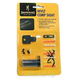 Browning Universal HiViz Competition Interchangeable Shotgun Bead Sight System