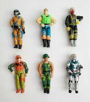 Vintage GI Joe ARAH Figure Lot