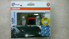 OSRAM LED H8/ H11 / H16 LED fog lamps - Latest German technology  hybrid color