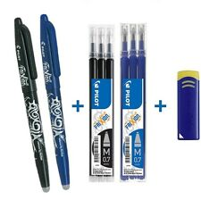 Stylos Roller Pilot Frixion 07 Couleurs assorties