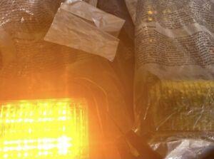 WHELEN 40A02ZAR 400 SERIES TIR LINEAR SMART SUPER LED LIGHTS 🚧 MSRP $274