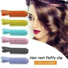 Natural Fluffy Hair Clip Hair Root Curler Roller Wave Clip Fluffy Multi-Color US