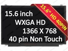 "New 15.6"" Wxga Laptop Led Lcd Screen Panel For Hp Pavilion 15-G173Wm X360 Hd"
