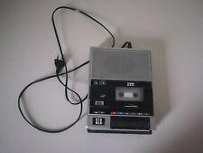 Kassetten-Radio ITT SL530, Retro-Radio, Recorder, Schaub-Lorenz