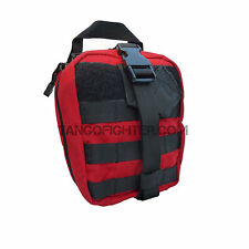 CONDOR MA41 MOLLE PALS Rip Away EMT Medic First Aid Tool Pouch RED