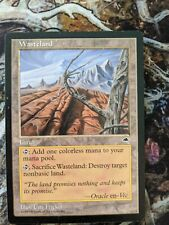 MTG 1x WASTELAND x1 Tempest  Magic the Gathering
