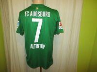 "FC Augsburg Nike Auswärts Trikot 2014/15 ""AL-KO"" + Nr.7 Altintop Gr.M TOP"