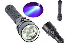 UFI pro Lámpara WF-701 Martillo 10 Vatios UV LED Luz Negra Geocaching, Seguridad