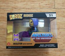 Funko Dorbz Ridez 21 RARE Skeletor With Panthor SDCC 2017 Master of The Universe