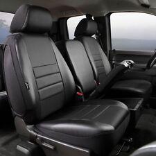 FIA SL68-30 BLK/BLK LeatherLite Custom Seat Cover