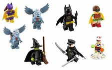 LEGO BATMAN MOVIE 70917 8 MINIFIGURES BATMAN ROBIN ALFRED POLKA DOT MAN MONKEYS