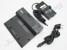 Dell PR03X E-Port Replicator II Docking Station with USB 3.0 + EU Power Supply