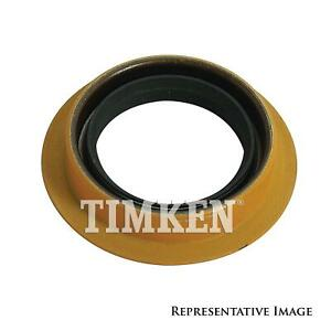 For GMC K2500  K3500  C2500  C3500  G2500 Rear Differential Pinion Seal Timken