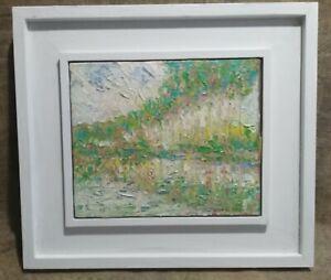 Impressionist Oil, Signed Leon De Smet