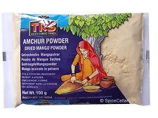 Amchur Powder - Dried Mango Powder  - 100g Bag - TRS