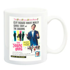 The Young Ones Cliff Richard Movie Poster Mug