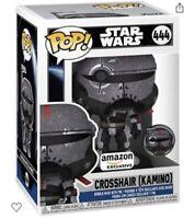 Funko POP! Star Wars: The Bad Batch Amazon Exc Crosshair (Kamino) #444 PREORDER