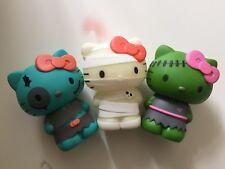 Set of 3 - FUNKO Sanrio Hello Kitty Vinyl Figure (Halloween exclusive)