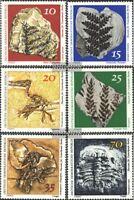 DDR 1822-1827 (kompl.Ausgabe) postfrisch 1973 Naturkunde