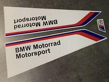 """BMW S1000RR 2009-19, Bug-Aufkleber im HP4-Style """"BMW-Motorrad-Motorsport"""", Neu!"""