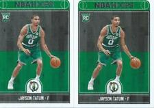 2017-18 Season Single Basketball Trading Cards