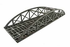 More details for wws double track hi-detail grey mdf bowstring bridge 560mm – oo/ho model railway