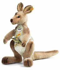 "Steiff Känguru ""kango"" 40cm mit Baby 064623"