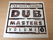 EX/EX !! Jah Shaka/Dub Masters Volume 1/1989 Mango LP/Aswad/Wailing Souls