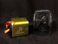 New listing Pet Acoustics - Pet Tunes Bluetooth Speaker Preloaded with Calming Feline Music