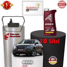 KIT FILTRO CAMBIO AUTOMATICO E OLIO AUDI Q5 2.0 TDI 125KW DAL 2009 -> /1097