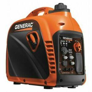 Generac 7117 Gp2200I W 50St Inverter, Orange NEW FREE SHIPPING