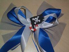Wunderschöne Schleife Pirat Schultüte Zuckertüte Geschenk Rettungsring Band Tüll