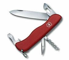 VICTORINOX PICKNICKER RED SWISS ARMY POCKET KNIFE 111MM 11 TOOLS 0.8853