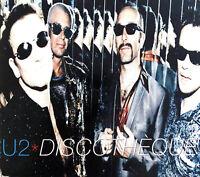 U2 Maxi CD Discothèque - Digipak - England (VG/M)