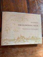 The Flowering Rock  Frank Kleinholz Sketch & Signature NF/NF w/ price 1971 1st