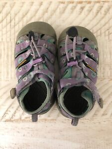 Toddler Girls H2 Keen Sandals Waterproof Purple Size 9