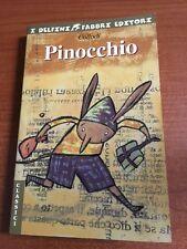2002 - PINOCCHIO -  COLLODIO -  I DELFINI FABBRI EDITORI
