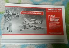 Transformers UNIVERSE POWERGLIDE INSTRUCTION BOOKLET