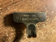 Vintage Window Mounting Part Car Auto Parts