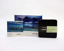Kit de Filtros Foundation titular Lee + Lee Tapón & Lee de 77mm de ancho Little Anillo