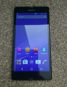 SONY Xperia Z C6603 - 16GB - Black (Unlocked) Smartphone