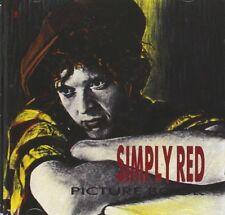 Simply red-picture book EastWest CD 1985 (9031-76993-2)