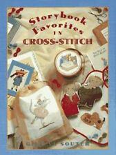 Storybook Favorites Patterns In Cross Stitch (1996, HB) Book