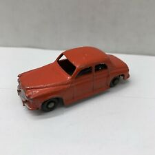 VINTAGE BUDGIE TOYS SQUAD CAR ROVER 105 ROVERMATIC No.60 DIE CAST CAR