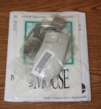 Vintage Microsoft Intelipoint Serial Mouse New Old Stock sealed Original Manual