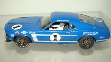 1/32 Scalextric Ford Boss 302 Mustang 1969 #1  w/case