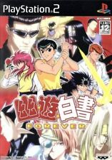 [Need Japan PS2][TextVoice:Japanese] Yu Yu Hakusho FOREVER [Japan Import]