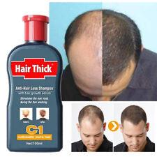 Mens Fast Hair Growth Essence Serum Repair Damaged Coarse Anti Hair Loss Liquid