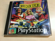 WRECKIN CREW for the SONY PLAYSTATION 1 PS1